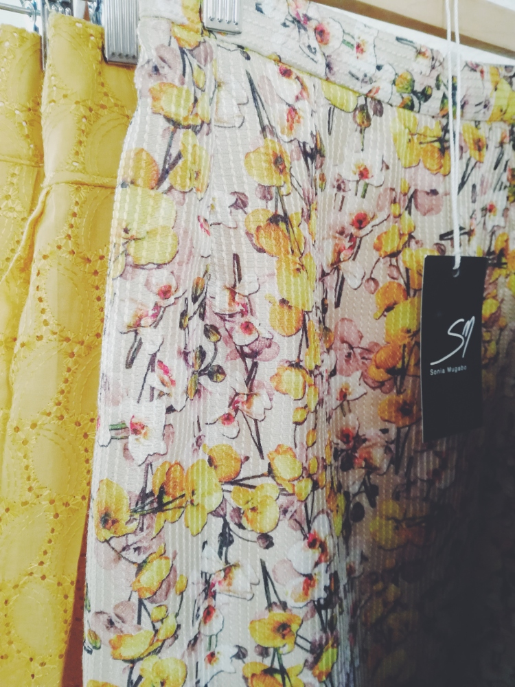 Skirts and pretty prints