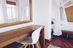 Beautiful wood furniture