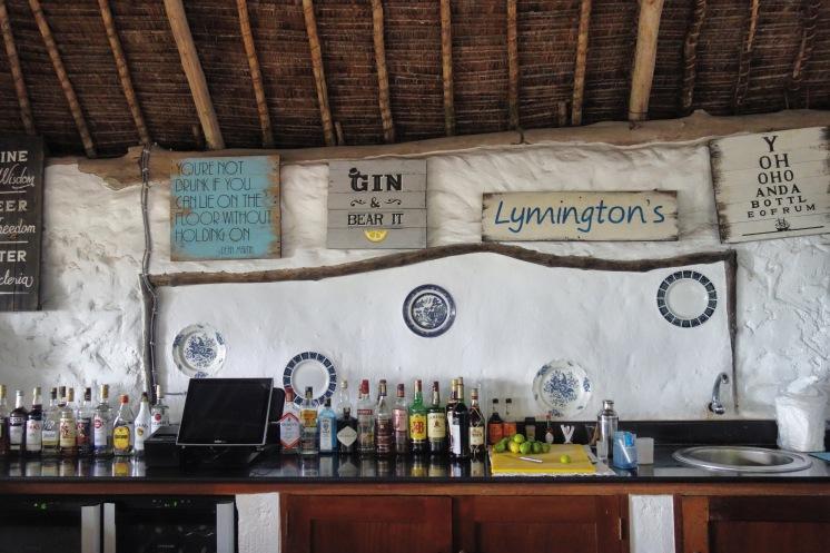 lymington's bar