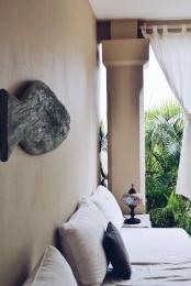 Sofa on the terrace