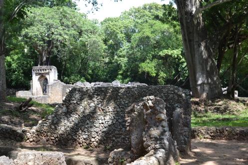 Gede Ruins