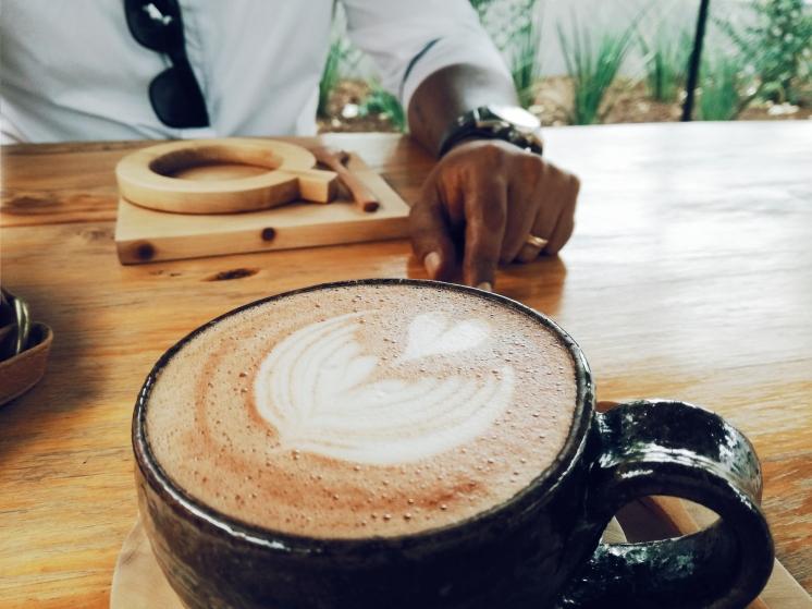 Q coffee Kigali