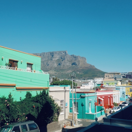 Le Cap Bo Kaap