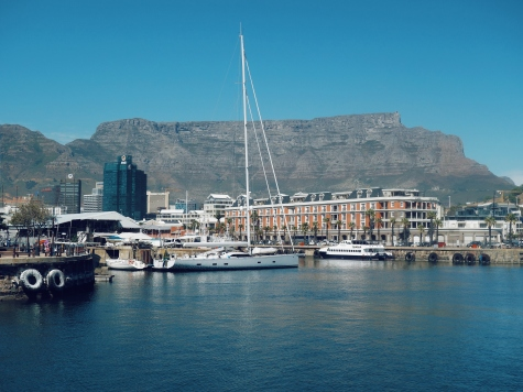 Le port du Cap Cape Town