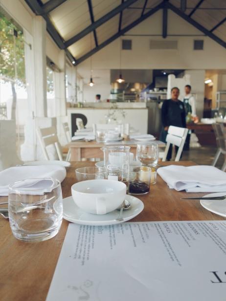 Restaurant Babel, Stellenbosch