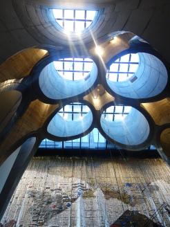 interieur du silo