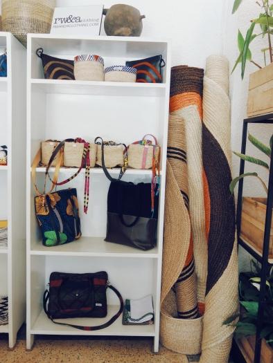 Bags and Rugs Rwanda Clothing