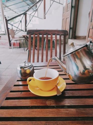 Stone Town café