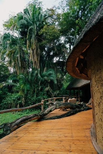 Ruzizi Tented Lodge