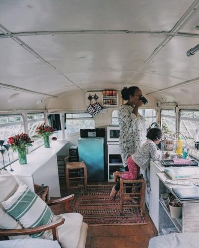 the Brandy Bus